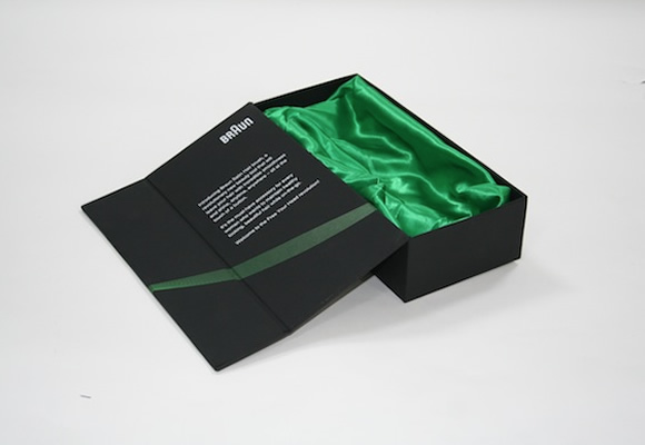 Treadstone - luxury brand packaging
